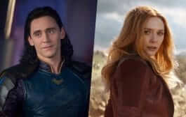 Marvel's Loki and Scarlet Witch Getting MCU Shows