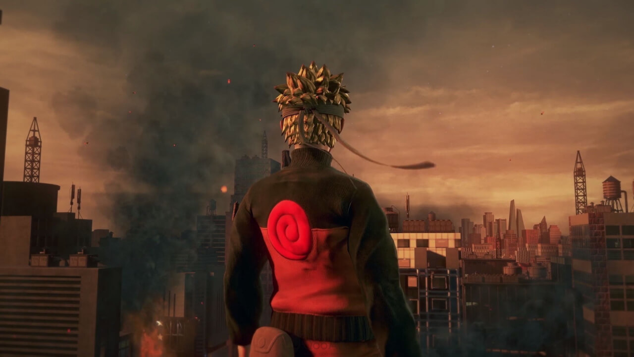 Jump Force Will Let You Create Your Own Characters