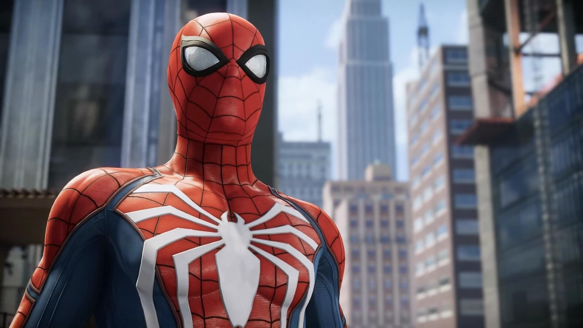Free Spider-Man PS4 Theme Available Now