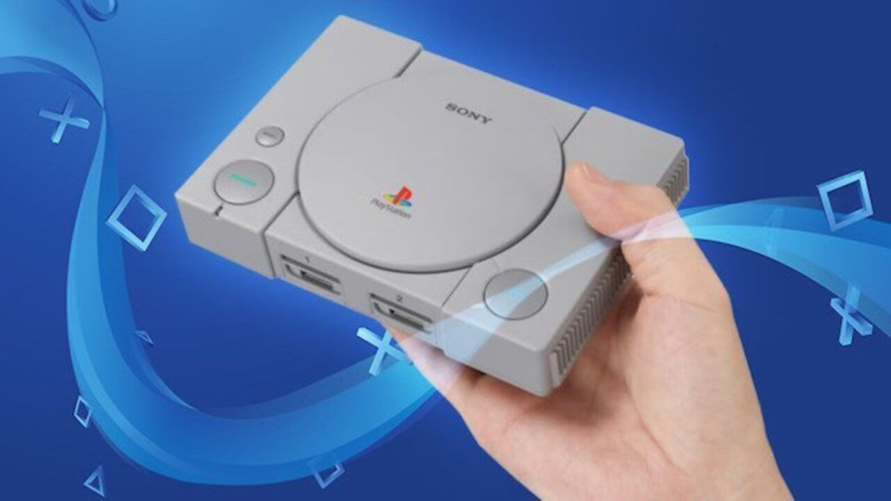 PlayStation Classic Full Game List Announced