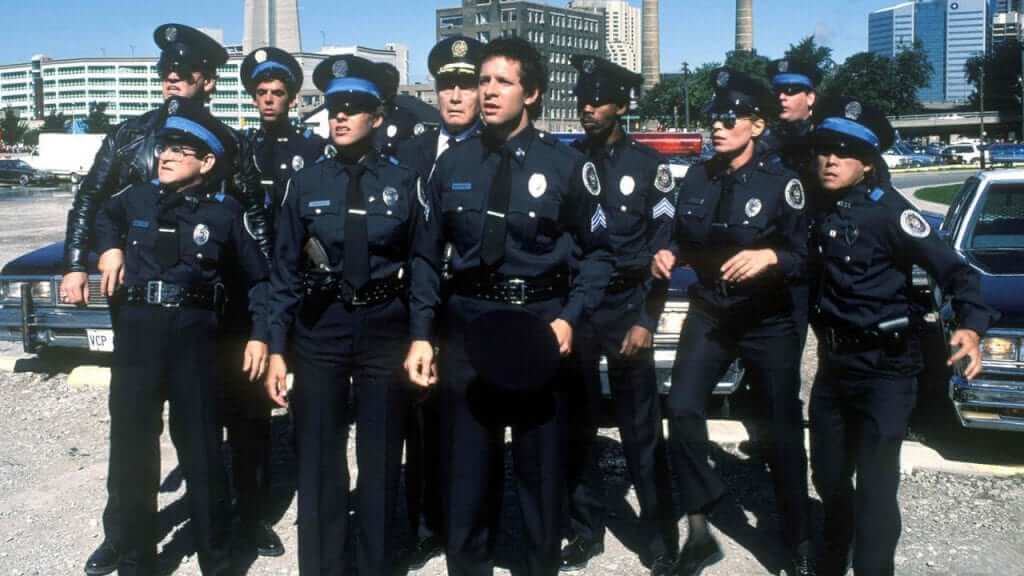 New Police Academy Movie Coming, Says Steve Guttenberg