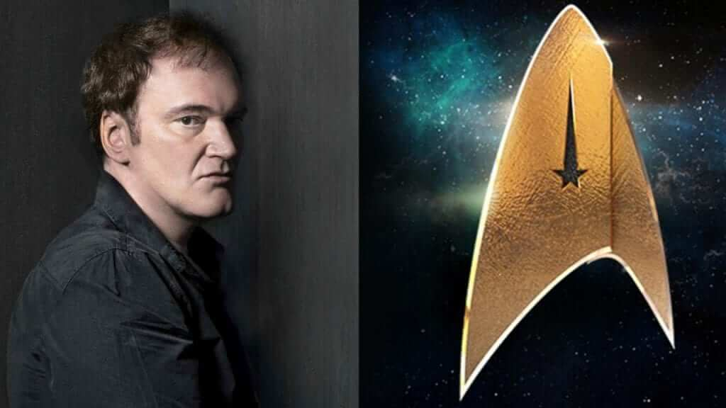 Tarantino's Star Trek To Show 'The Horrors of Space'