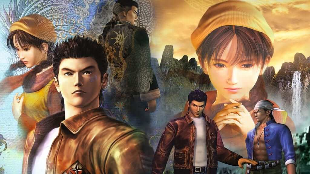 Shenmue Developer Unhappy with Re-Release