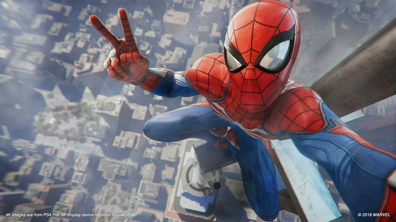 Marvel's Spider-Man Features An Extremely Sad Easter Egg