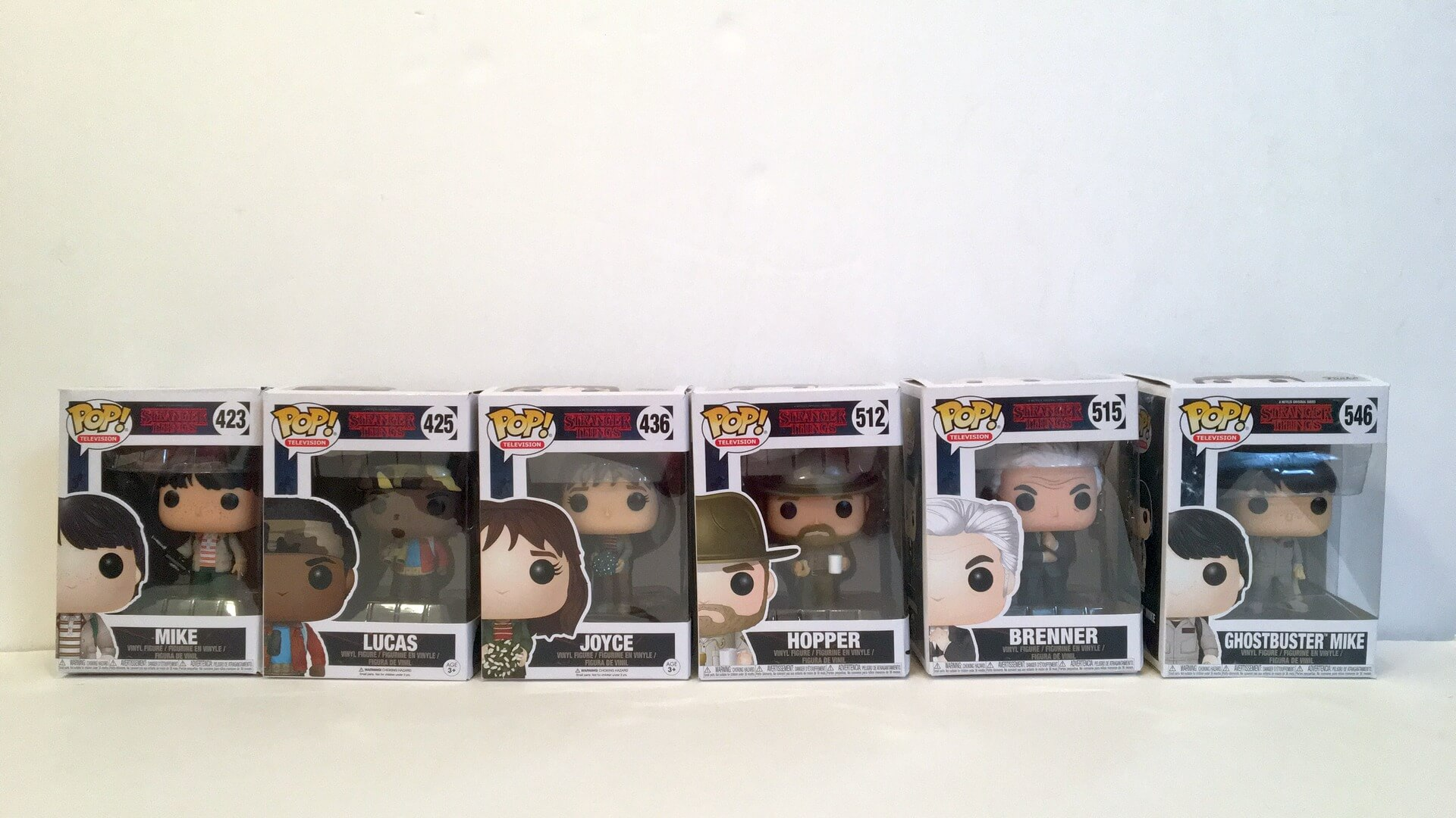 Funko.Com is a Source for Stranger Things Figures and More! - Review