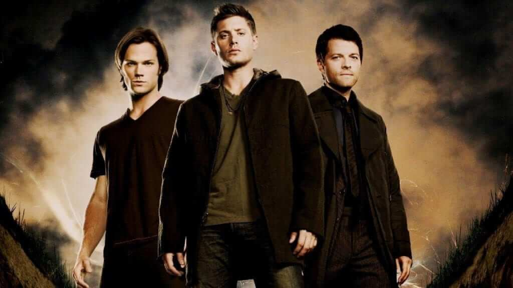 TNT Hosting Supernatural Marathon on October 31st