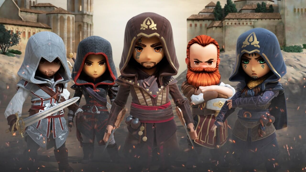 Assassins Creed: Rebellion Sees Ubisoft Expand The Popular Franchise To Mobile