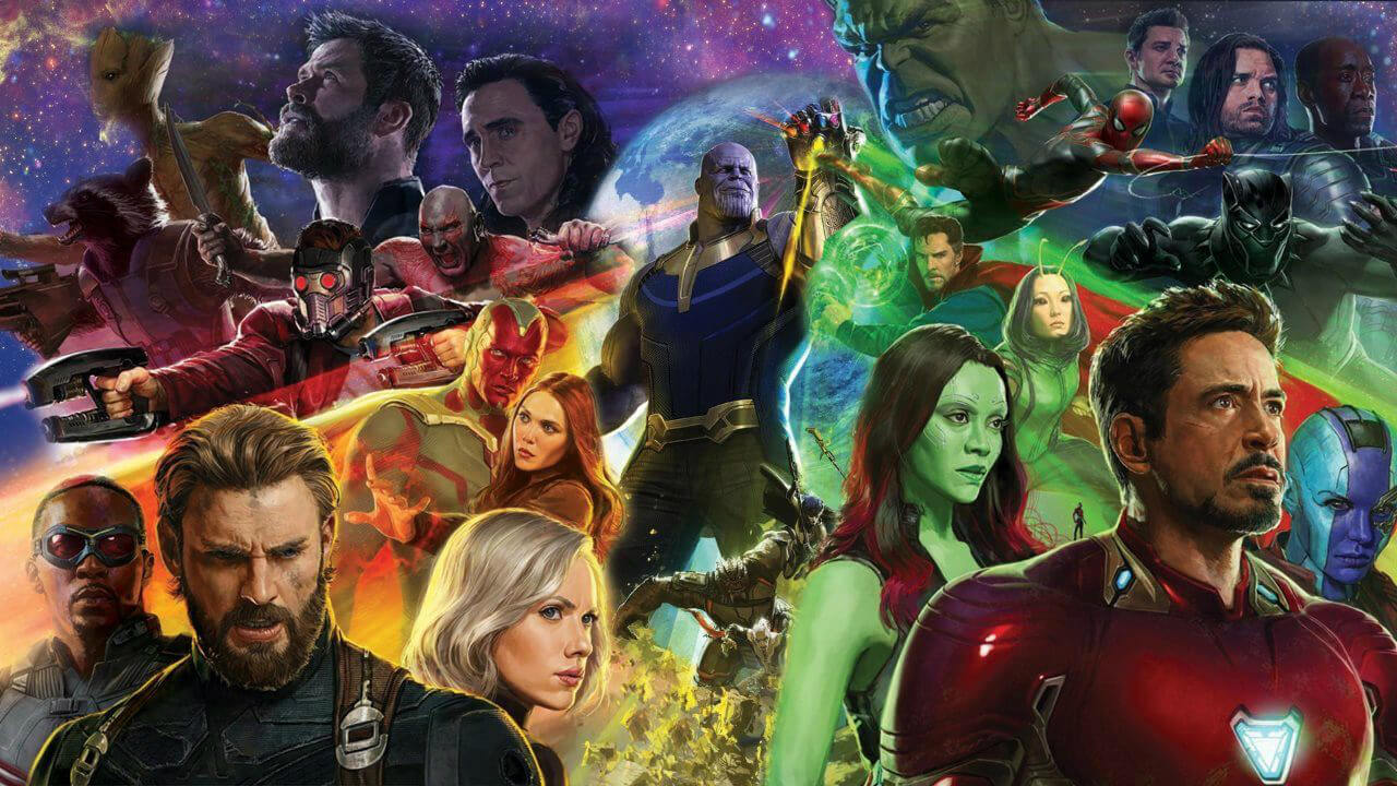 Avengers 4 Trailer Will Reportedly Release Before the End of the Year