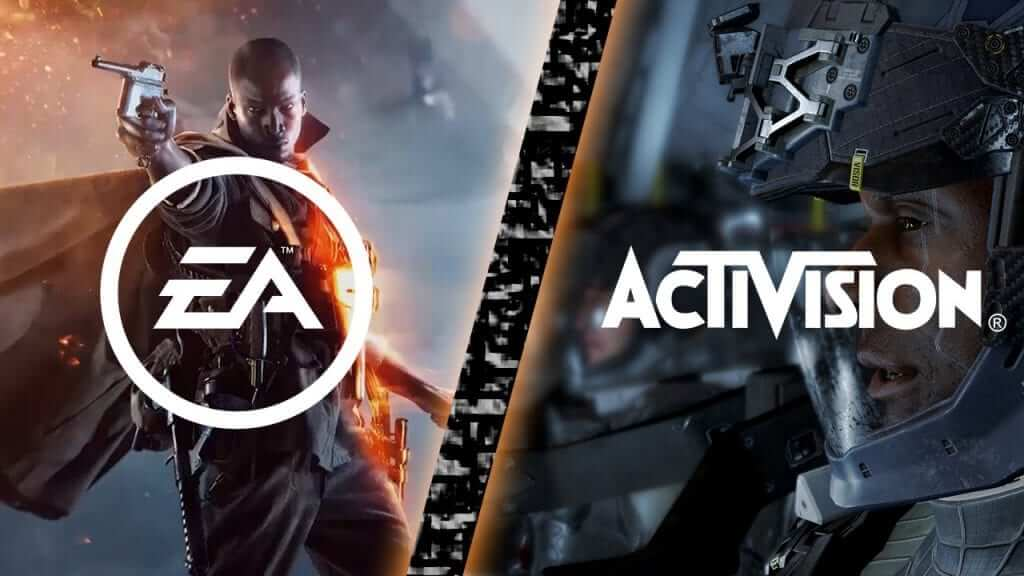Games-as-Service Model Helps EA and Activision Grow