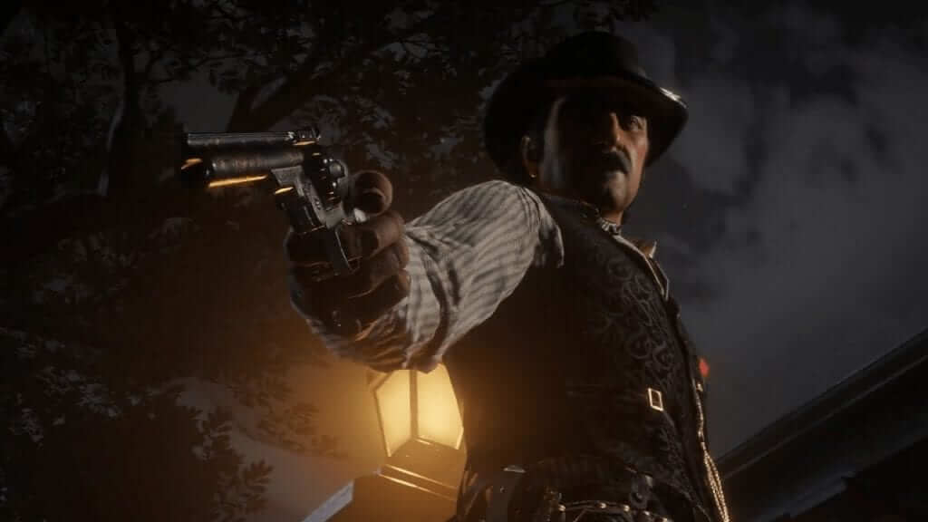 Red Dead Redemption 2 Launch Trailer Promises Plenty of Action