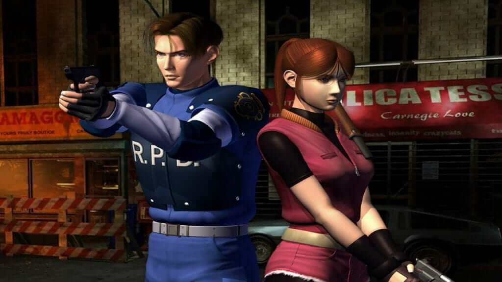 Resident Evil 2 Will Release with Free Classic Costumes for Leon and Claire
