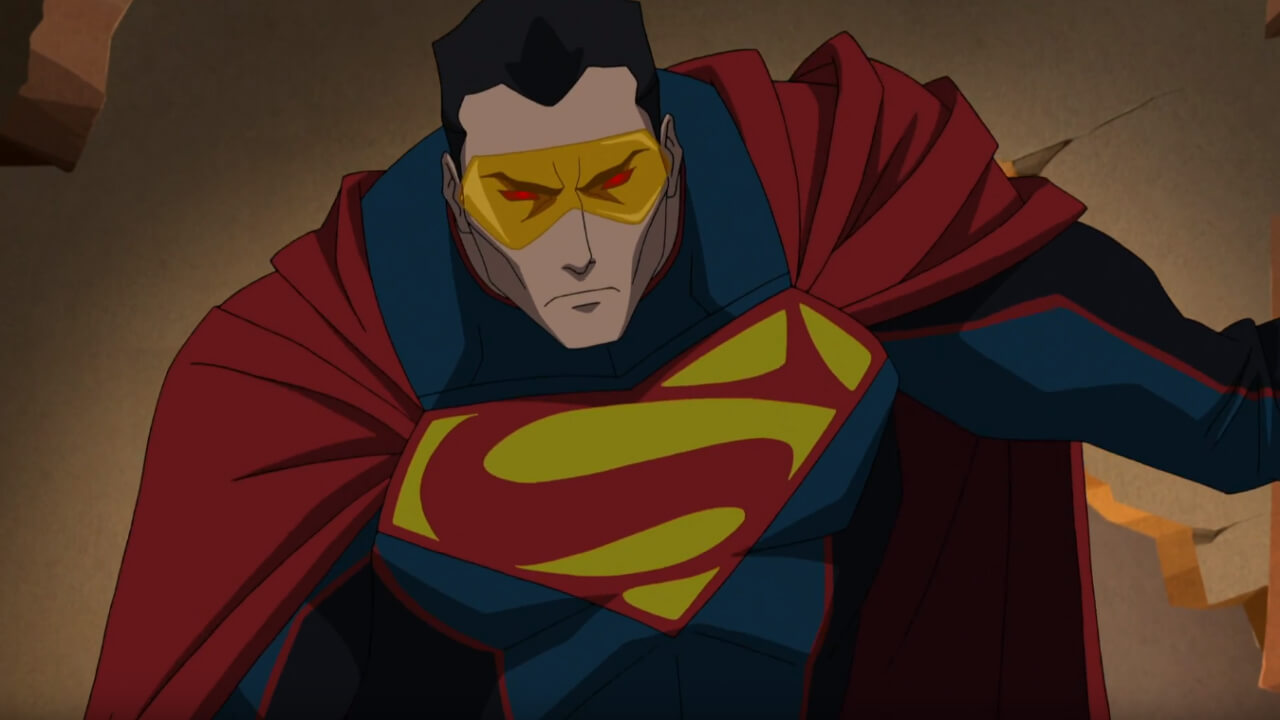 Reign of the Supermen Trailer Released