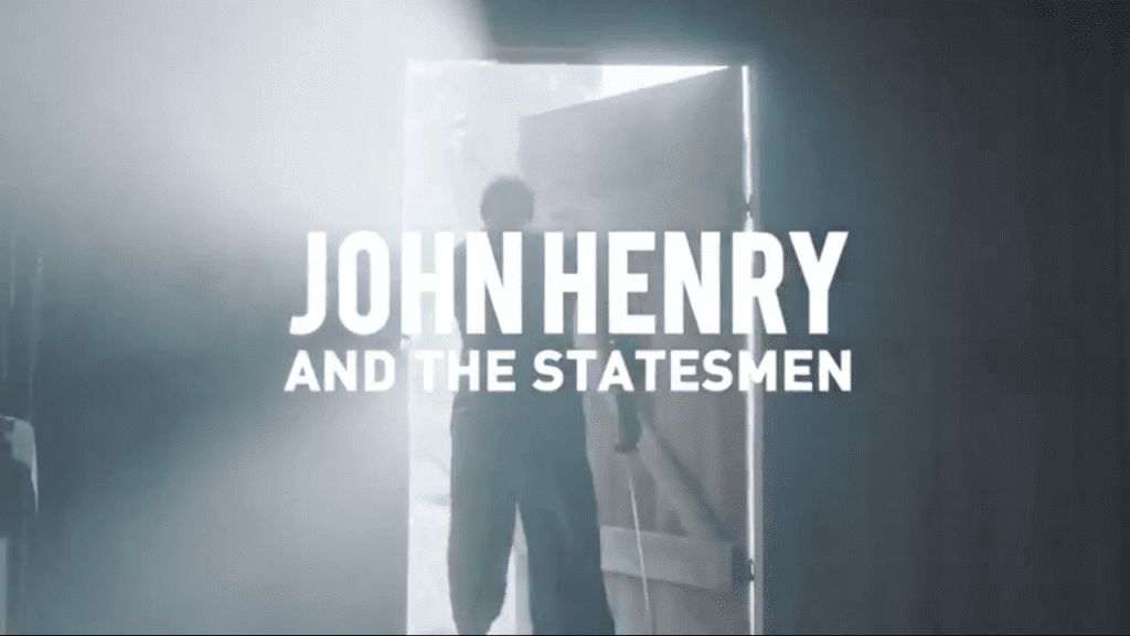 Dwayne Johnson Posts Trailer for Netflix's 'John Henry and the Statesmen'