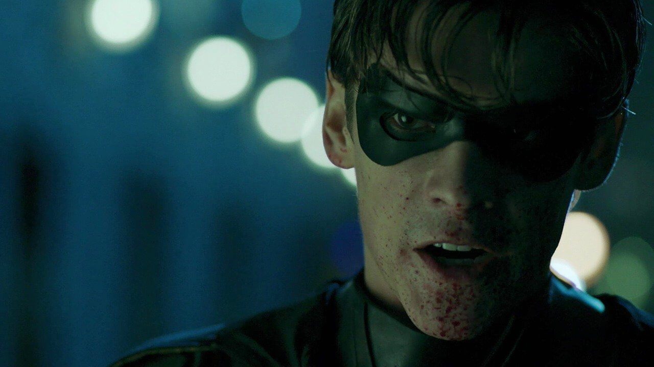 Titans Series Premiere Review