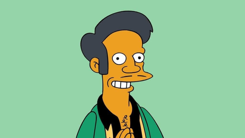 Apu Reportedly Being Dropped from The Simpsons