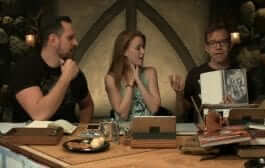 The Secret Critical Role Art Book That Travelled the World