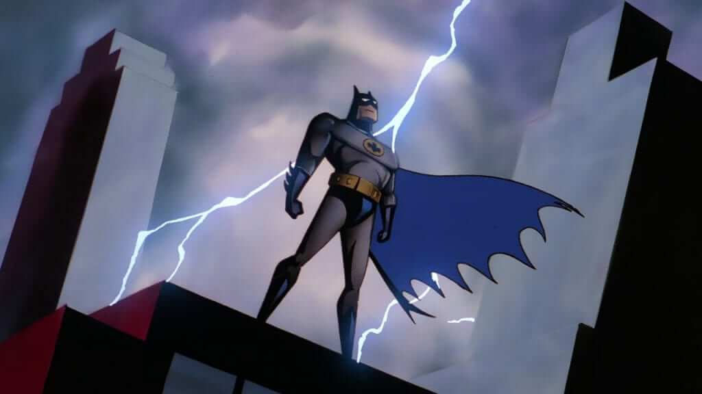 'Overwhelming Demand' for Batman: TAS Blu-Ray Box Sets