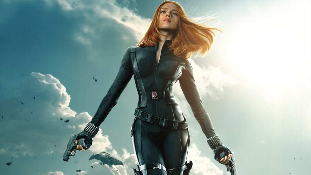 Scarlett Johansson Being Paid $15 Million for Black Widow Film