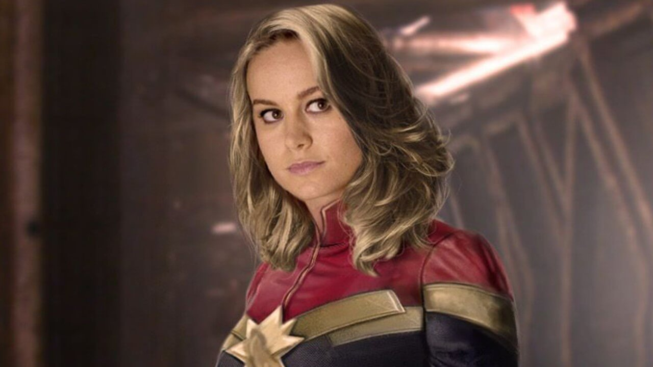 Captain Marvel is Getting a New Comic Series