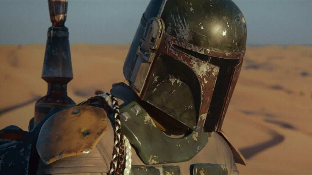 Jon Favreau's Star Wars Series is The Mandalorian