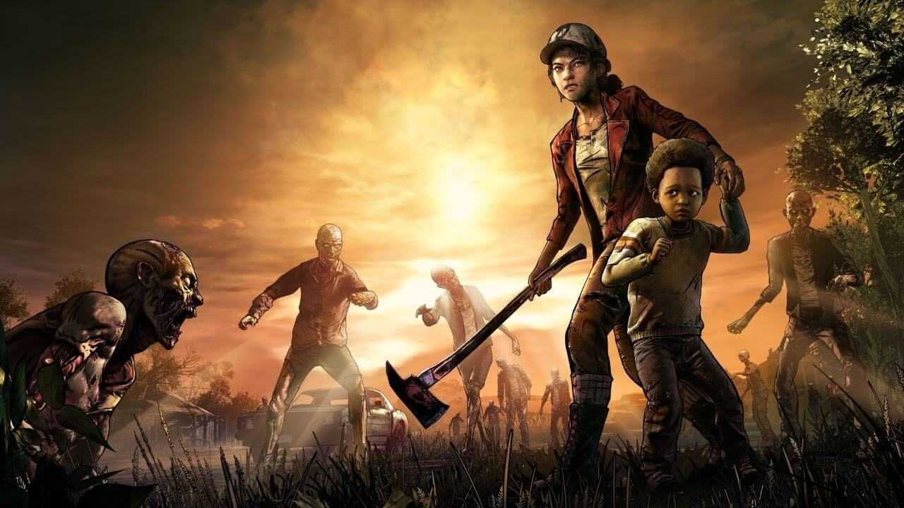 The Walking Dead Switch Review: All the Seasons of Heartache You Can Handle
