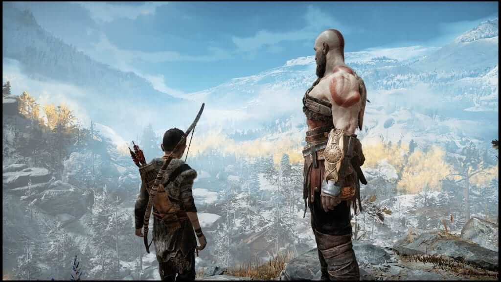 God of War Dev Team Shows Off Hilarious Glitches
