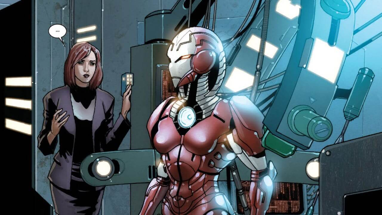 Could Rescue Join Iron Man In The MCU For Avengers 4?