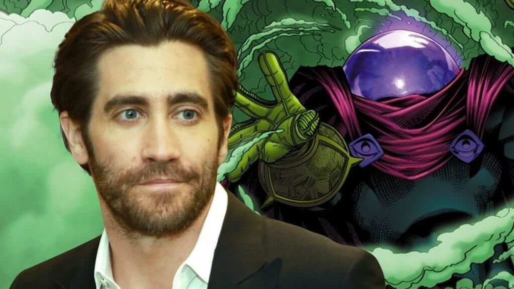 Spider-Man: Far From Home Gyllenhaal's Mysterio Revealed
