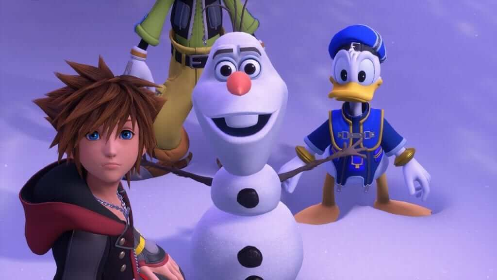 Kingdom Hearts 9-Game Compilation Announced