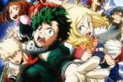 My Hero Academia Live-Action Movie in the Works