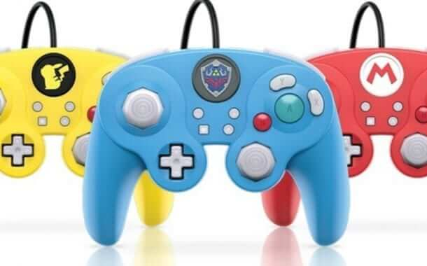 Pre-Orders Now Open For Three New GameCube-Like Controllers For Switch