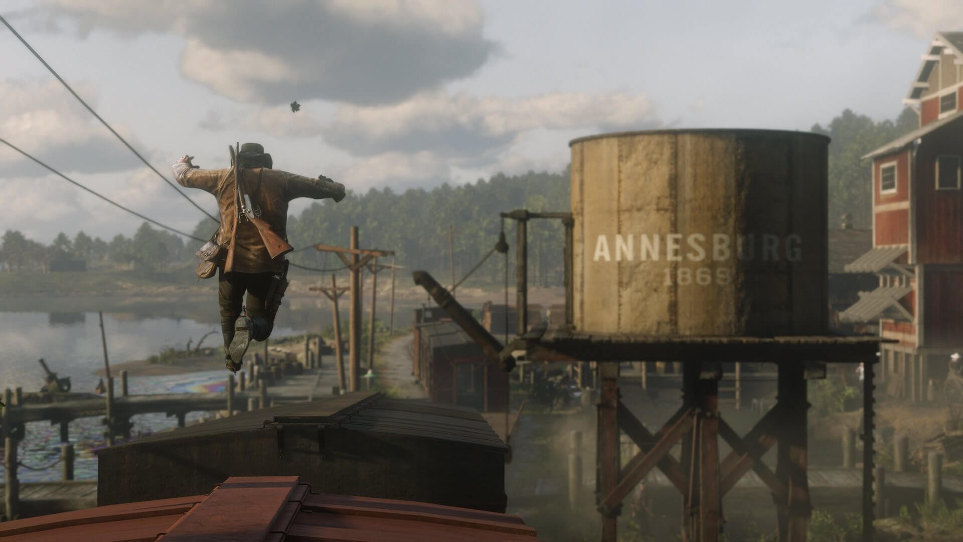 Red Dead Redemption 2 PS4 Early-Access Content Revealed