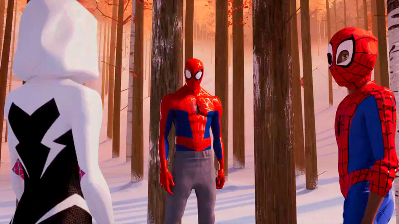 Spider-Man: Into The Spider-Verse New Trailer Revealed