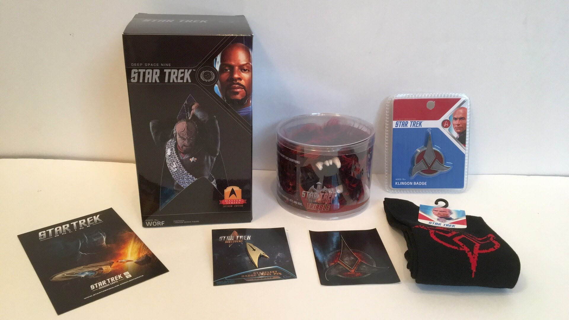 Star Trek Mission Crate: Way of the Warrior - Review