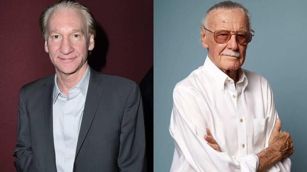 POW! Entertainment Respond to Bill Maher's Stan Lee comments
