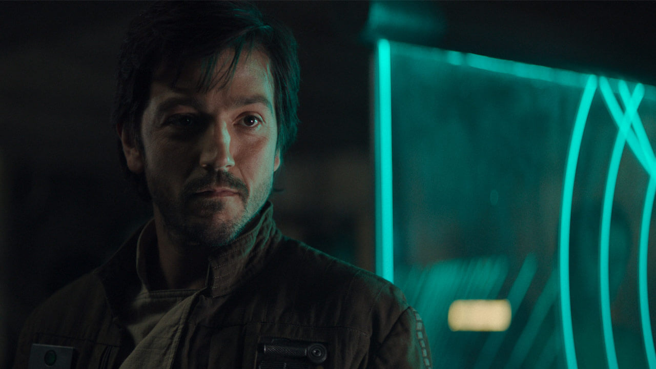 Star Wars Announces Cassian Andor Live-Action Series