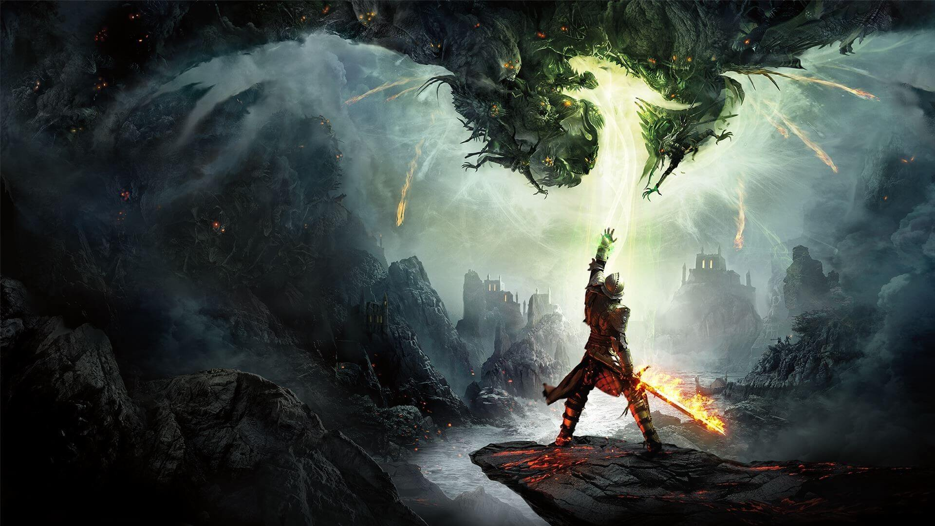 Bioware Hints at Dragon Age's Future