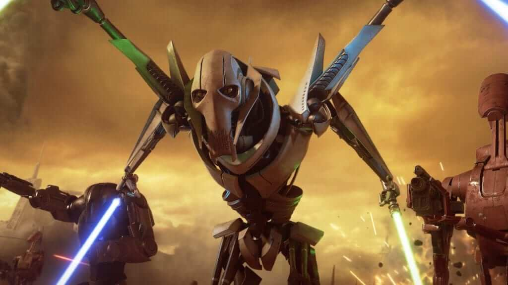 Star Wars Battlefront 2: General Grievous First Impressions