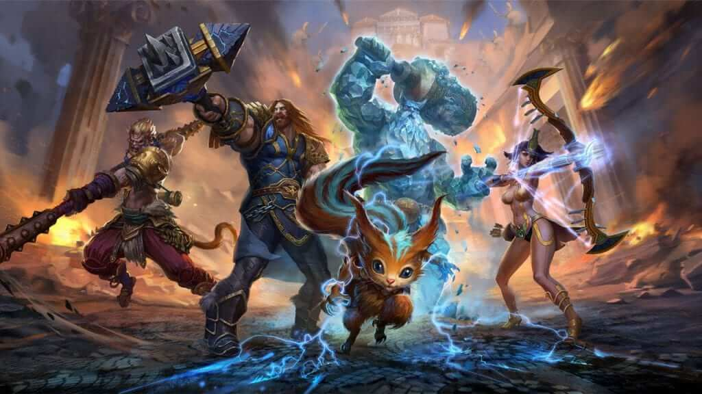 Hi-Rez Studios Brings Cross Platform Play