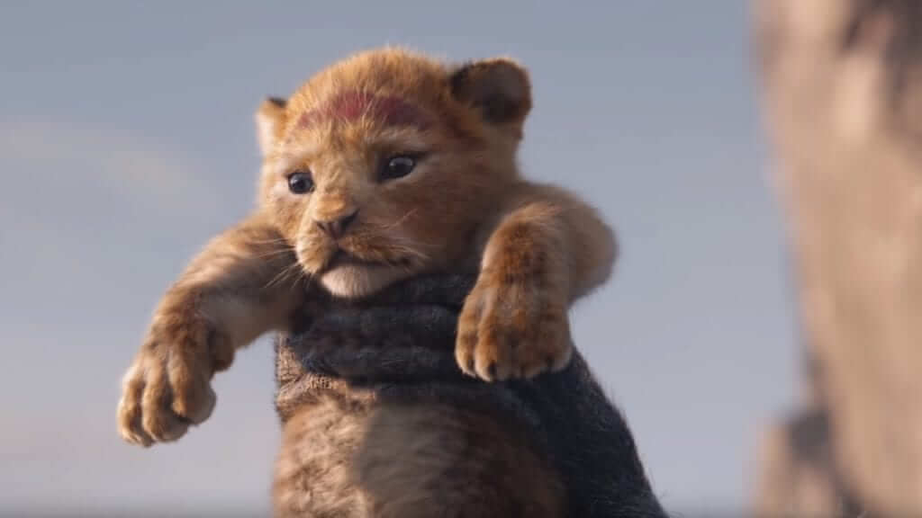 First Trailer for Live-Action Lion King Movie Released