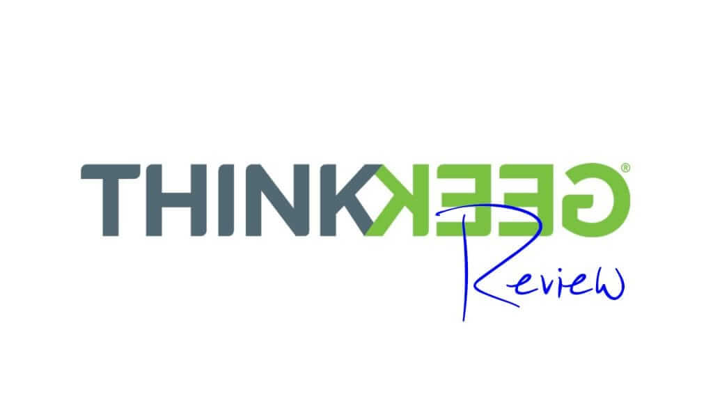 ThinkGeek has Awesome Geeky Holiday Gift Ideas - Review