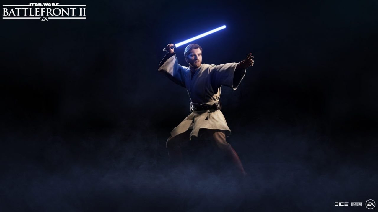 Obi-Wan Kenobi Coming to Battlefront 2