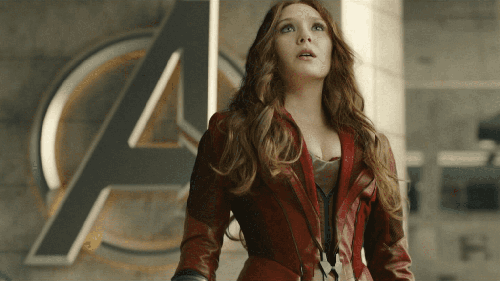 Will Marvel's Scarlet Witch Series Co-Star The Vision?