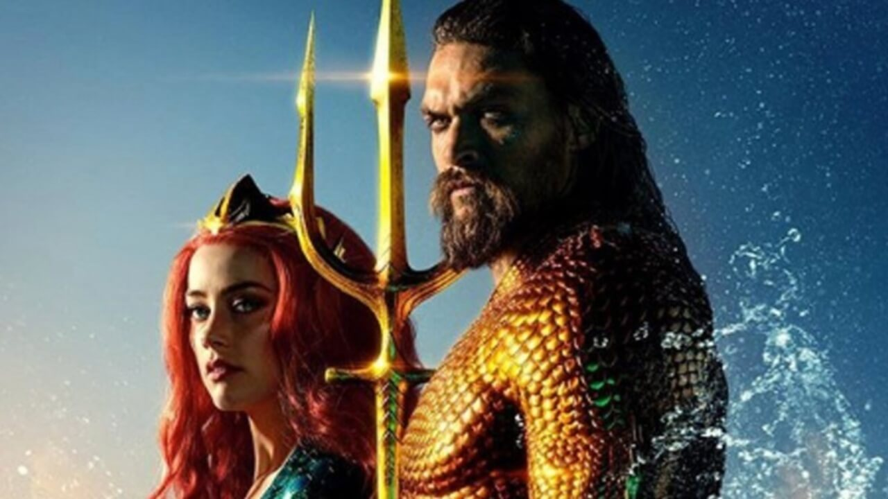 Aquaman is King of the 2018 Christmas Day Box Office