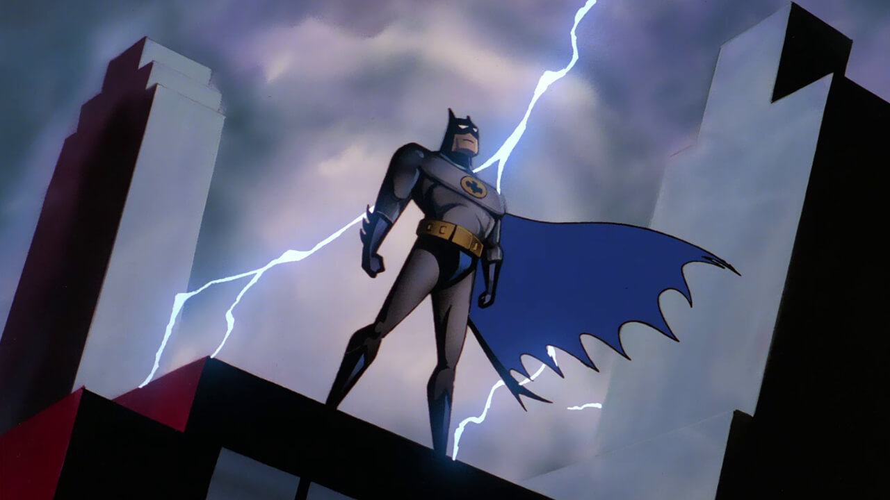 Batman: The Animated Series Finally Arrives In High Definition