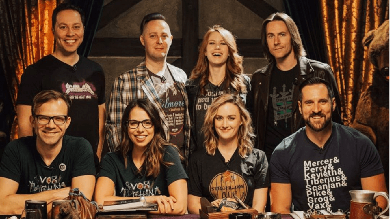 Critical Role Christmas Gift Exchange Details