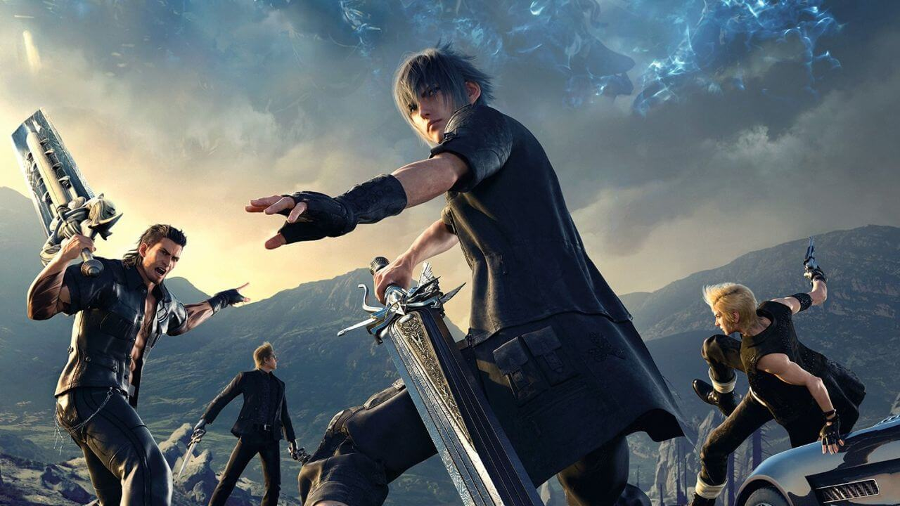 Final Fantasy XV DLC Canceled, Game Director Leaves