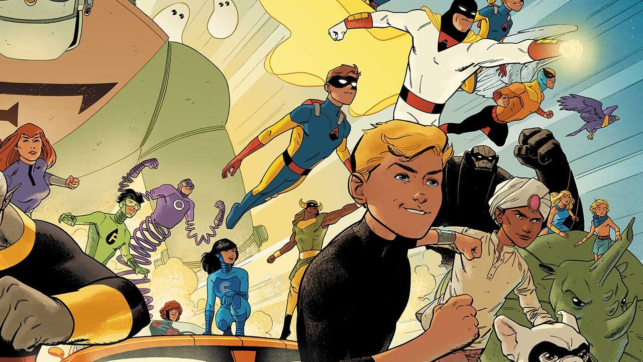 Jonny Quest Movie To Be Helmed By Chris McKay