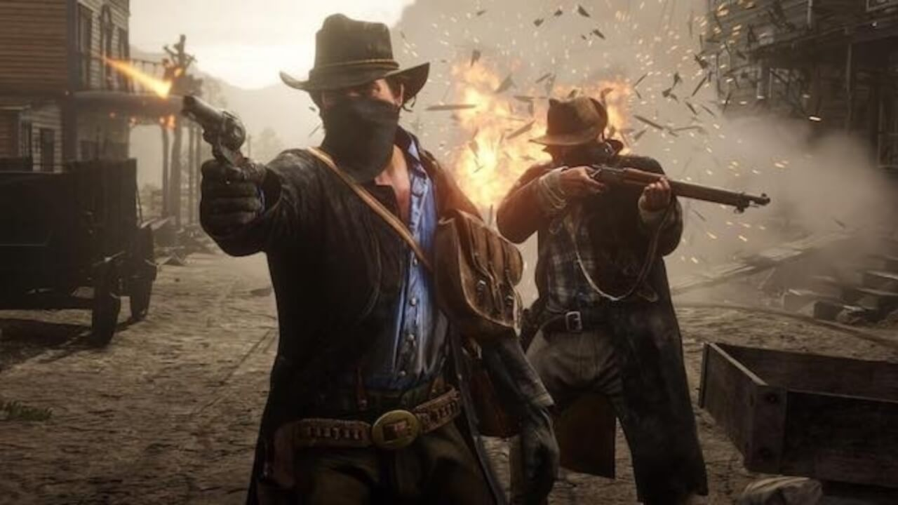 Red Dead Online Will Launch at the End of November