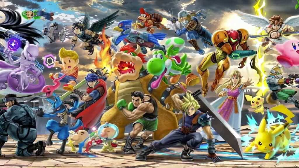 New Super Smash Bros Ultimate Trailer Gets You Ready For Release
